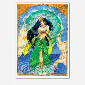Laksmi Card