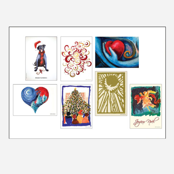 Bostrom Graphics Greeting Cards Variety Pack