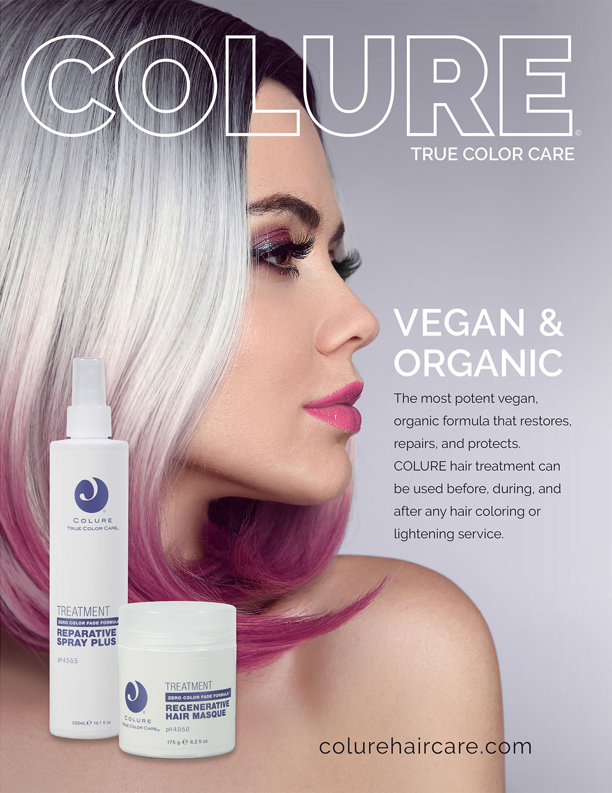 Colure catalog cover